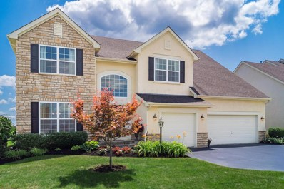 3995 Hickory Rock Drive, Powell, OH 43065 - #: 219027614