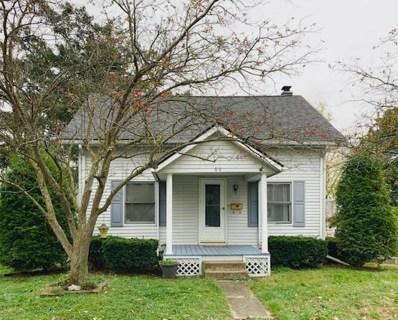 86 S Chestnut Street, Fredericktown, OH 43019 - MLS#: 219028221