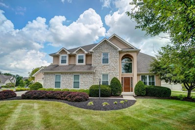 5101 Medallion Drive W, Westerville, OH 43082 - #: 219028899