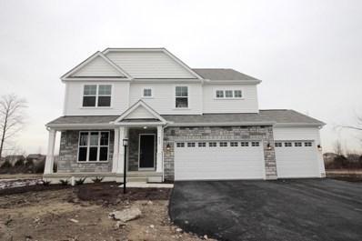 422 Colony Ridge Drive, Delaware, OH 43015 - #: 219029618