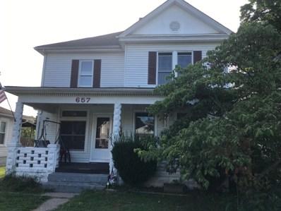 657 Evans Street, Newark, OH 43055 - #: 219030364