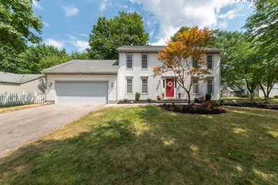 8084 Winter Hill Court, Westerville, OH 43081 - #: 219031660