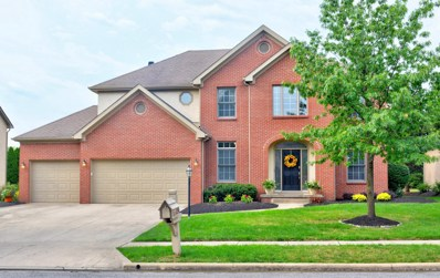 6734 Meadow Glen Drive, Westerville, OH 43082 - #: 219031752