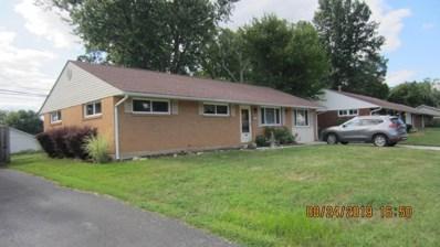 1579 Stouder Drive, Reynoldsburg, OH 43068 - #: 219032135