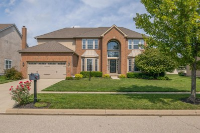 3766 Hickory Rock Drive, Powell, OH 43065 - #: 219033293