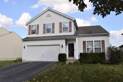 3174 Canyon Bluff Drive, Canal Winchester, OH 43110 - #: 219035367