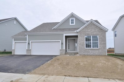618 Nighthawk Drive UNIT Lot 122, Plain City, OH 43064 - #: 219036328