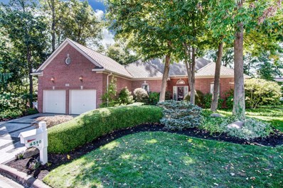 6590 Kenwood Place, Westerville, OH 43082 - #: 219036490