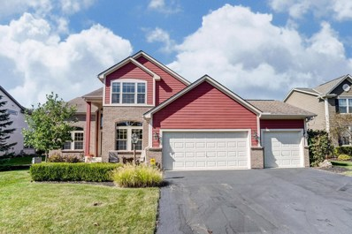8284 Flagg View Drive, Powell, OH 43065 - #: 219037780