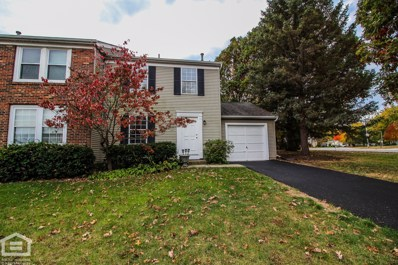 4403 Valley Quail Boulevard S, Westerville, OH 43081 - #: 219039941
