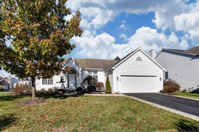 4548 Dover Commons Court, New Albany, OH 43054 - #: 219042411