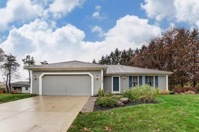 1195 Colston Drive, Westerville, OH 43081 - #: 219042455