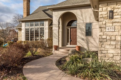 489 Blue Heron Court, Westerville, OH 43082 - #: 219043680