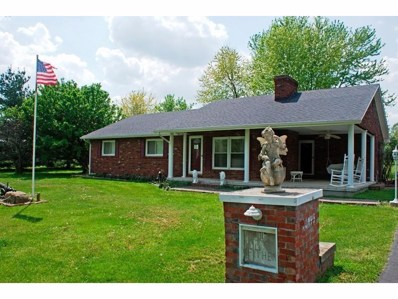 10495 CHESTNUT Road, Marshall Twp, OH 45133 - MLS#: 1442789