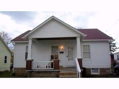 431 NORTH Street, West Union, OH 45693 - #: 1553360