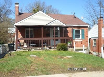 3051 WORTHINGTON Avenue, Cincinnati, OH 45211 - MLS#: 1558060