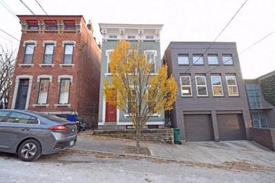 521 MILTON Street, Cincinnati, OH 45202 - MLS#: 1582768