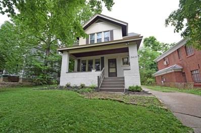 3415 LINWOOD Avenue, Cincinnati, OH 45226 - MLS#: 1584571