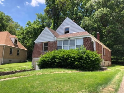 6011 CONNECTICUT Avenue, Cincinnati, OH 45224 - MLS#: 1586348