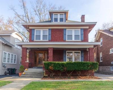 3642 BRENTWOOD Avenue, Cincinnati, OH 45208 - MLS#: 1586480