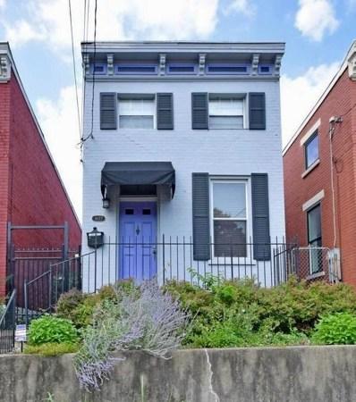 4177 MAD ANTHONY Street, Cincinnati, OH 45223 - MLS#: 1593919