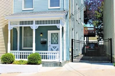 1114 BELVEDERE Street, Cincinnati, OH 45202 - MLS#: 1594946