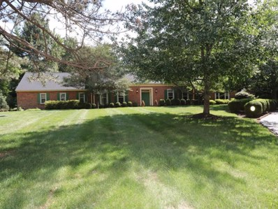 7375 INDIAN HILL Road, Indian Hill, OH 45243 - MLS#: 1595049