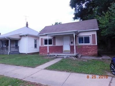 3217 ILLINOIS Avenue, Middletown, OH 45042 - MLS#: 1597887