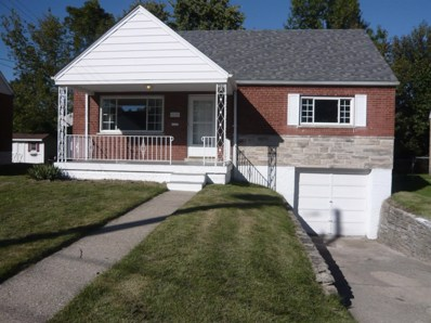 1614 NORCOL Lane, North College Hill, OH 45231 - MLS#: 1600213