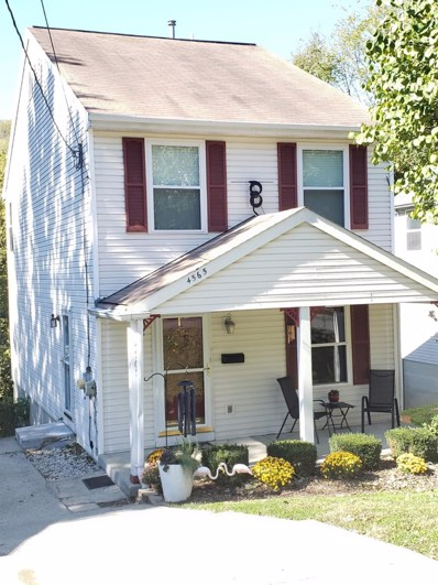 4565 ANTHONY Avenue, Cincinnati, OH 45223 - MLS#: 1600494