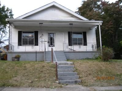 1814 CORDOVA Avenue, North College Hill, OH 45239 - MLS#: 1600994