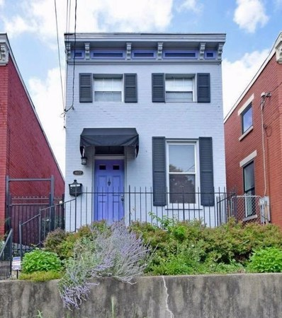 4177 MAD ANTHONY Street, Cincinnati, OH 45223 - #: 1601410