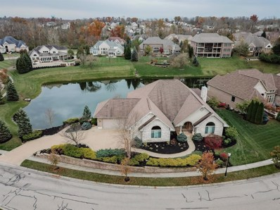 219 CHATEAU VALLEY Lane, South Lebanon, OH 45065 - #: 1601930