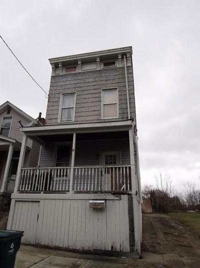 1852 KNOX Street, Cincinnati, OH 45214 - MLS#: 1602463