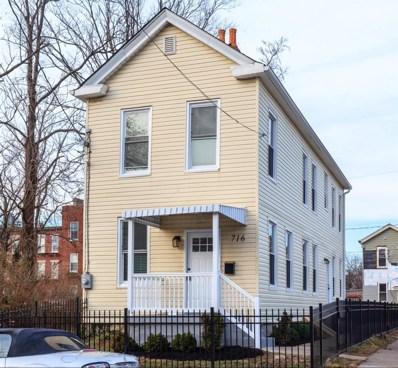 716 WAYNE Street, Cincinnati, OH 45206 - MLS#: 1606481
