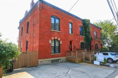 923 RIVERVIEW Place, Cincinnati, OH 45202 - #: 1607222