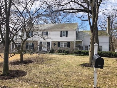 337 COMPTON HILLS Drive, Wyoming, OH 45215 - #: 1613822