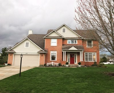 417 MAPLE SPRINGS Drive, Washington Twp, OH 45458 - #: 1617969