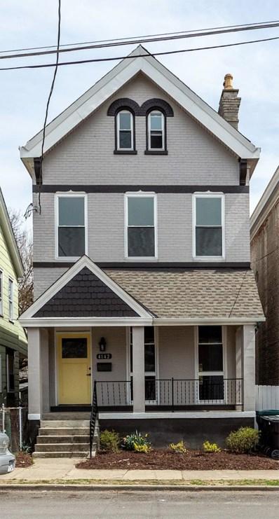 4142 LANGLAND Street, Cincinnati, OH 45223 - #: 1618769