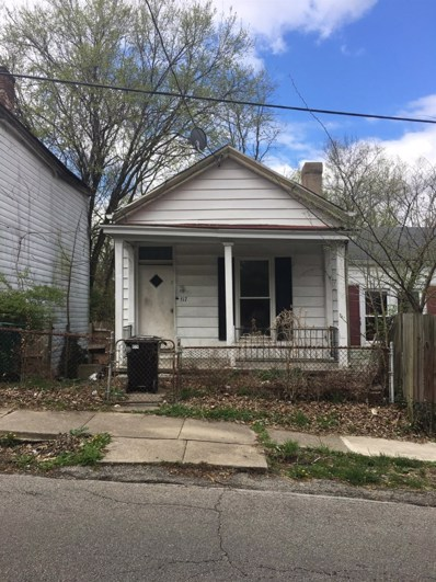 517 GLENWOOD Avenue, Cincinnati, OH 45229 - #: 1620443