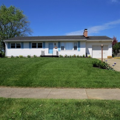 508 VALLEY VIEW Drive, Middletown, OH 45044 - #: 1621334