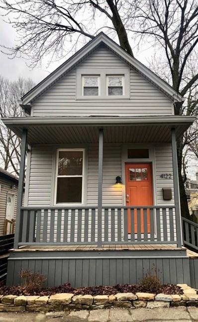 4122 WITLER Street, Cincinnati, OH 45223 - #: 1624714