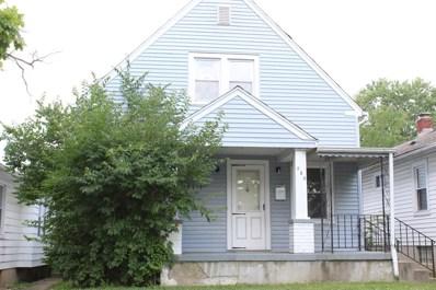 950 E Street, Hamilton, OH 45013 - #: 1629048