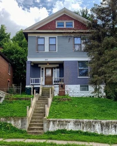 1917 FAIRMOUNT Avenue, Cincinnati, OH 45214 - #: 1629230