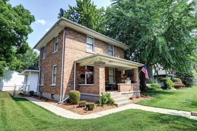 603 HIGHLAND Street, Middletown, OH 45044 - #: 1629378