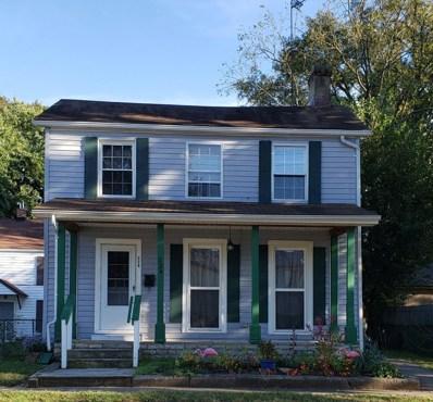 224 SOPHIA Street, New Richmond, OH 45157 - #: 1632709