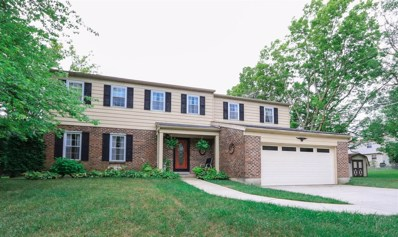 6605 COACHLIGHT Way, West Chester, OH 45069 - #: 1634047