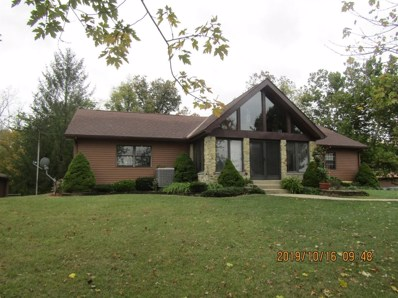 6673 COTTON RUN Road, Middletown, OH 45042 - #: 1641580