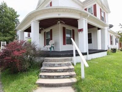 97 E 3rd Street, Xenia, OH 45385 - MLS#: 743304