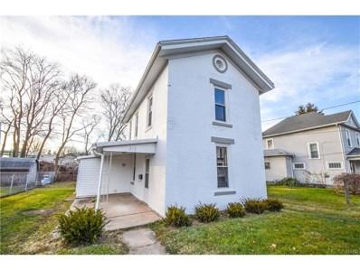 215 N Pearl Street, Covington, OH 45318 - MLS#: 753000